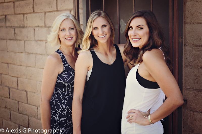 DeniseAndDaughters